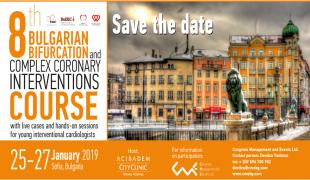 8th Bulgarian Course on Bifurcation and Complex Coronary Interventions Course