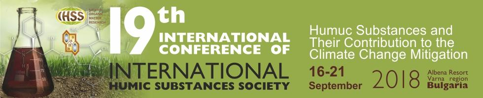 19th IHSS Conference